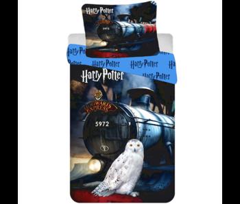 Harry Potter Housse de couette Poudlard Express 140 x 200 Coton