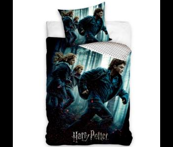 Harry Potter Housse de couette 140 x 200 cm Coton