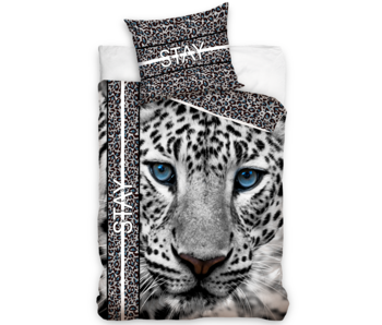 Animal Pictures Duvet cover Panther 140 x 200 Cotton