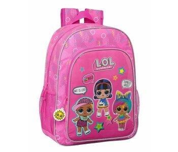LOL Surprise! Backpack Art Club 42 x 33 cm