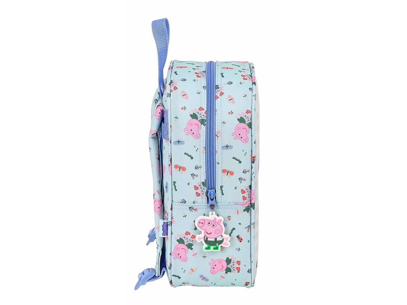 Peppa Pig Toddler backpack Growing Love - 27 x 22 x 10 cm - Polyester