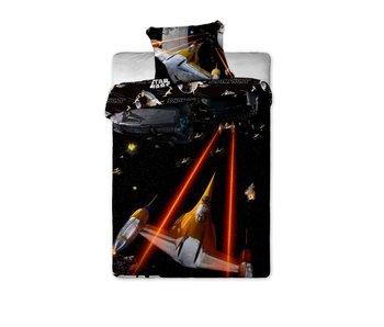 Star Wars Dekbedovertrek Spaceships 140 x 200 Katoen