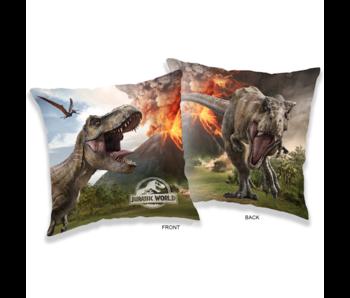 Jurassic World Coussin Volcan 40 x 40 cm