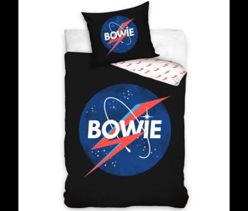 David Bowie Housse de couette Ziggy Stardust 140 x 200 Coton