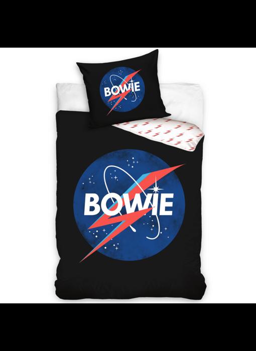 David Bowie Dekbedovertrek Ziggy Stardust 140 x 200 Katoen