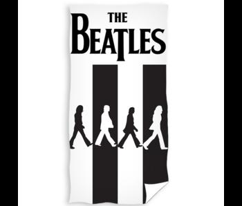 The Beatles Drap de plage Abbey Road 70 x 140 cm Coton