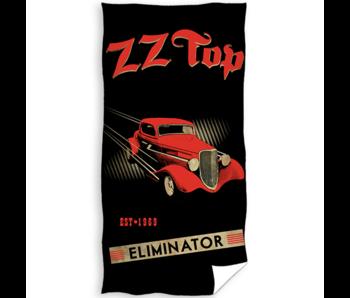 ZZ Top Éliminateur de serviettes de plage 70 x 140 cm Coton