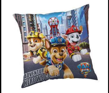 PAW Patrol Cushion Adventure City 40 x 40 cm