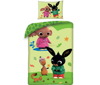 Bing Bunny BABY Dekbedovertrek Fall 100 x 135 cm