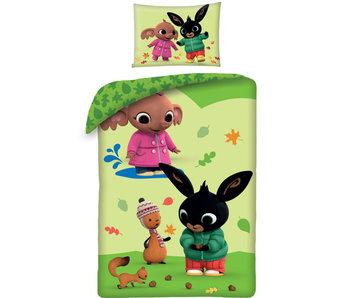 Bing Bunny BÉBÉ Housse de couette Automne 100 x 135 cm
