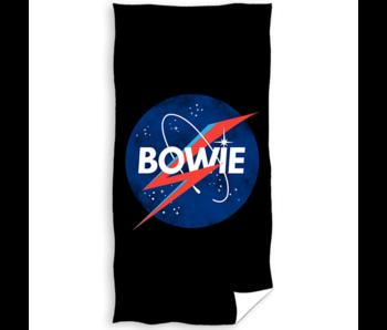 David Bowie Serviette de plage Ziggy Stardust 70 x 140 Coton
