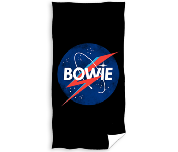 David Bowie Strandlaken Ziggy Stardust 70 x 140 Katoen