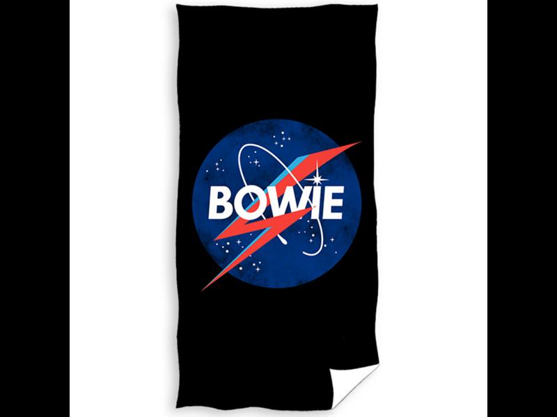 David Bowie Strandlaken Ziggy Stardust - 70 x 140 cm - Katoen