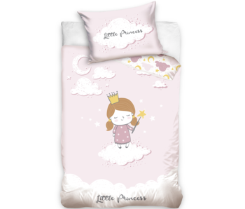 Little Princess BABY Dekbedovertrek 100 x 135 Katoen