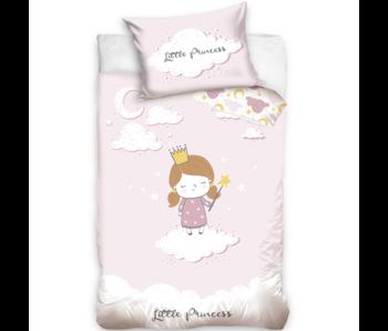 Little Princess BÉBÉ Housse de couette 100 x 135 Coton