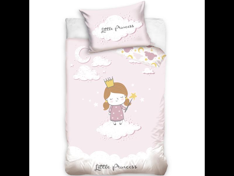 Little Princess BABY Dekbedovertrek - 100 x 135 cm - Katoen