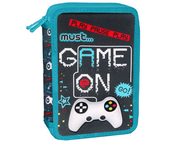 Must Filled Case Game On - 31 pcs.