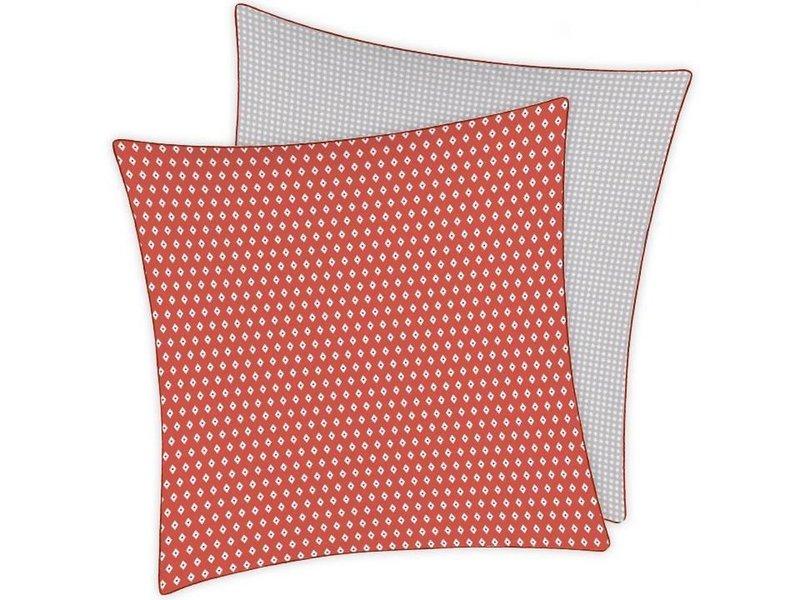 Matt & Rose Housse de couette Esprit Géométrique - Format hôtel - 260 x 220 cm - Coton