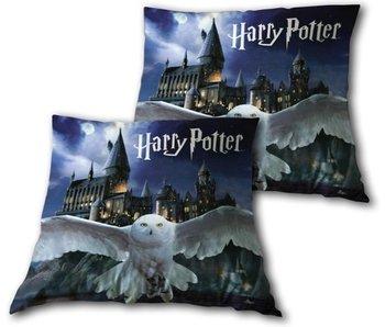 Harry Potter Coussin Poudlard Hedwige 35 x 35 cm