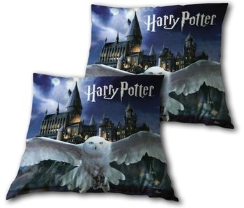 Harry Potter Kussen Hogwarts Hedwig 35 x 35 cm