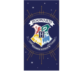 Harry Potter Beach towel Poudlard 75 x 150 cm