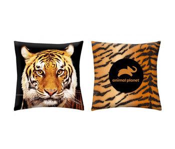 Animal Planet Coussin Tigre 40 x 40 cm