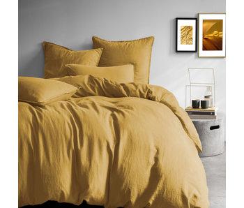 Matt & Rose Duvet cover Saffron 240 x 220 + 50 x 70 Linen
