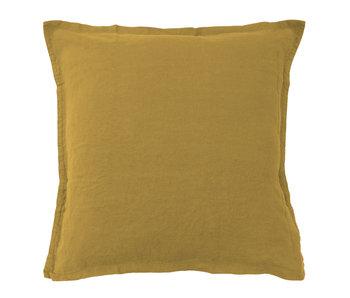 Matt & Rose Set Pillowcases Saffron 65 x 65 cm Linen