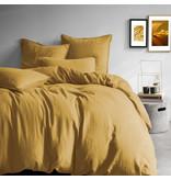 Matt & Rose Set Pillowcases Saffron - 65 x 65 cm - 100% Linen