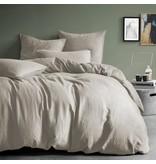 Matt & Rose Duvet cover Natural - Lits Jumeaux - 240 x 220 cm + 2x 65 x 65 - 100% Linen