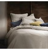 Matt & Rose Housse de couette Naturel - Format hôtel - 260 x 240 cm + 2x 50 x 70 - 100% Lin