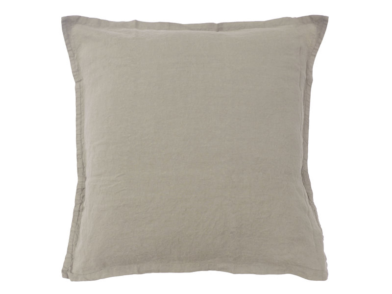 Matt & Rose Set Pillowcases Natural - 65 x 65 cm - 100% Linen