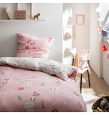 Matt & Rose Duvet cover Lapinou - Single - 140 x 200 cm - Cotton