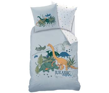 Matt & Rose Housse de couette Dino Jungle 140 x 200 Coton