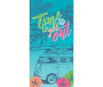 Volkswagen Beach towel Surf 75 x 150 cm Cotton