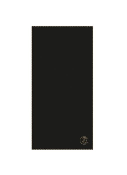 Paris Saint Germain Strandlaken Microfibre Logo Gold 70 x 140 cm