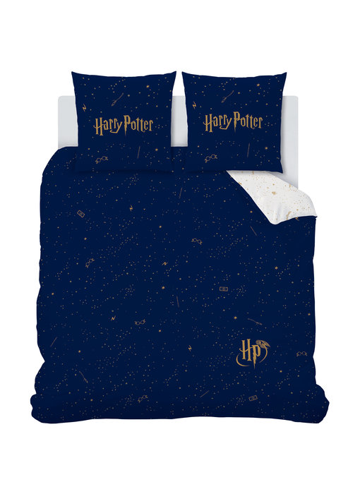 Harry Potter Dekbedovertrek Iconic 240 x 220 Katoen