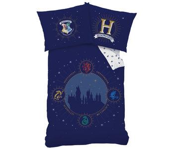 Harry Potter Housse de couette Constellation 140 x 200 Coton