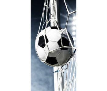 Voetbal Strandlaken Goal 70 x 140 cm Katoen