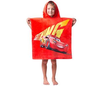 Disney Cars Poncho Lightning McQueen 60 x 120 cm Coton