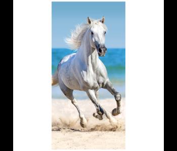Animal Pictures Drap de plage Cheval 70 x 140 cm Coton