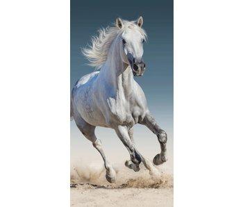 Animal Pictures Beach towel 70x140cm Horse