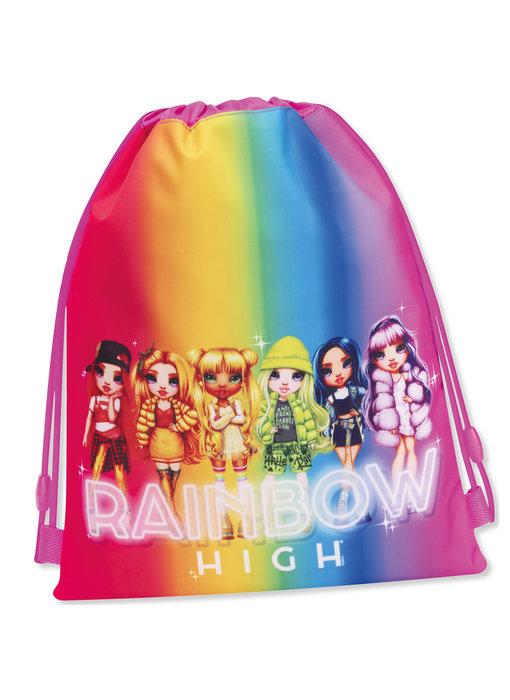 Rainbow High Gym bag 42 x 33 cm
