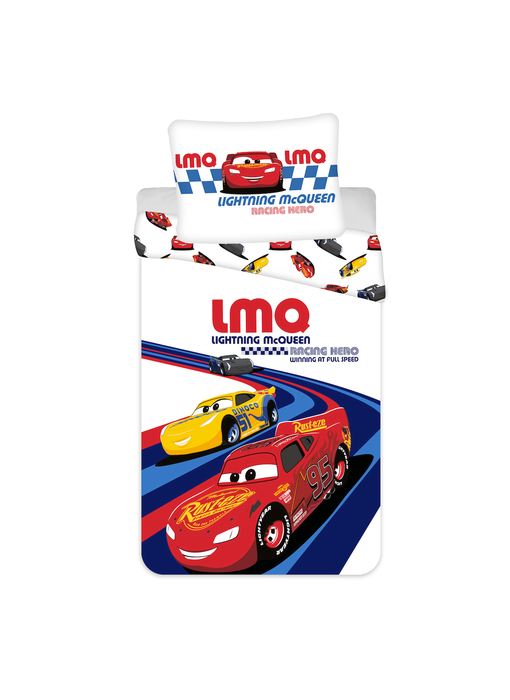 Disney Cars BABY Dekbedovertrek LMQ 100 x 135 cm