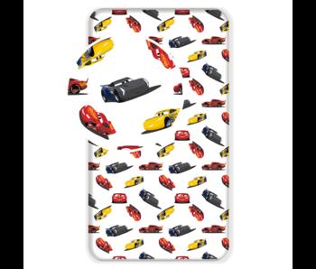 Disney Cars Drap housse Lightning McQueen 90 x 200 cm Coton