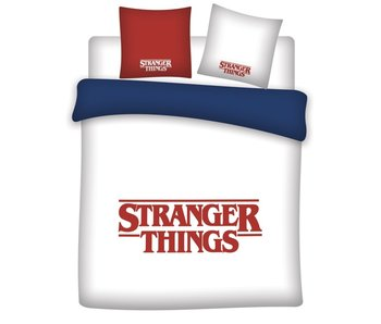Stranger Things Housse de couette ST 240 x 220 cm Polyester
