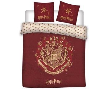 Harry Potter Dekbedovertrek Wizzard 200 x 200 cm Polyester