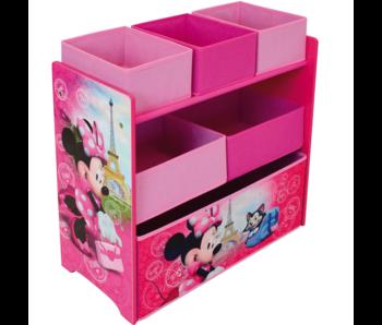 Disney Minnie Mouse Armoire en bois - 66 x 63 cm