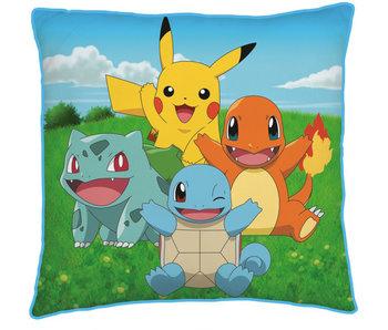 Pokémon Coussin Pikachu 40 x 40 cm