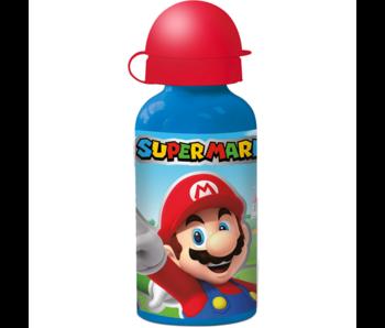 Super Mario Trinkflasche Aluminium 400 ml